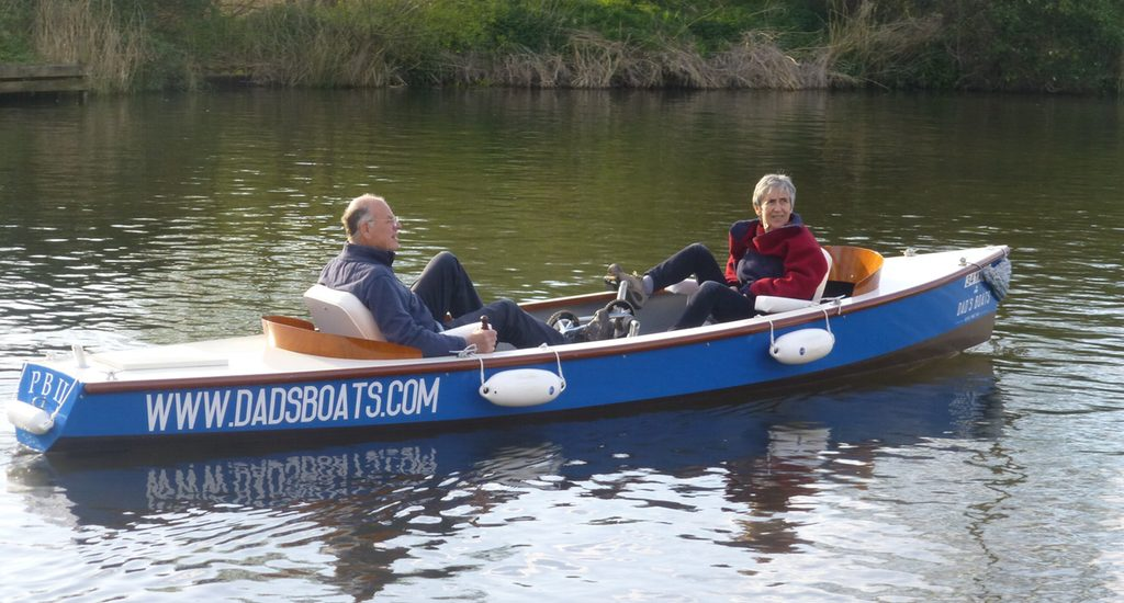 Pedal Boat Hire 2