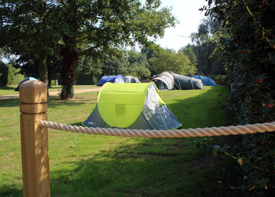 Broads Edge Camping