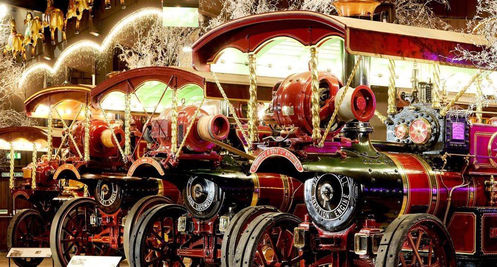 Thuesford Steam Engines