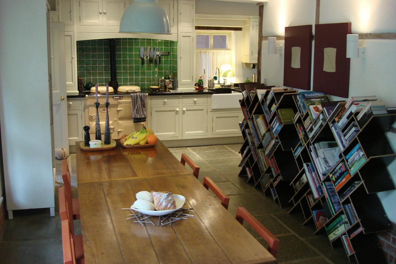 TinSmith's House Kitchen