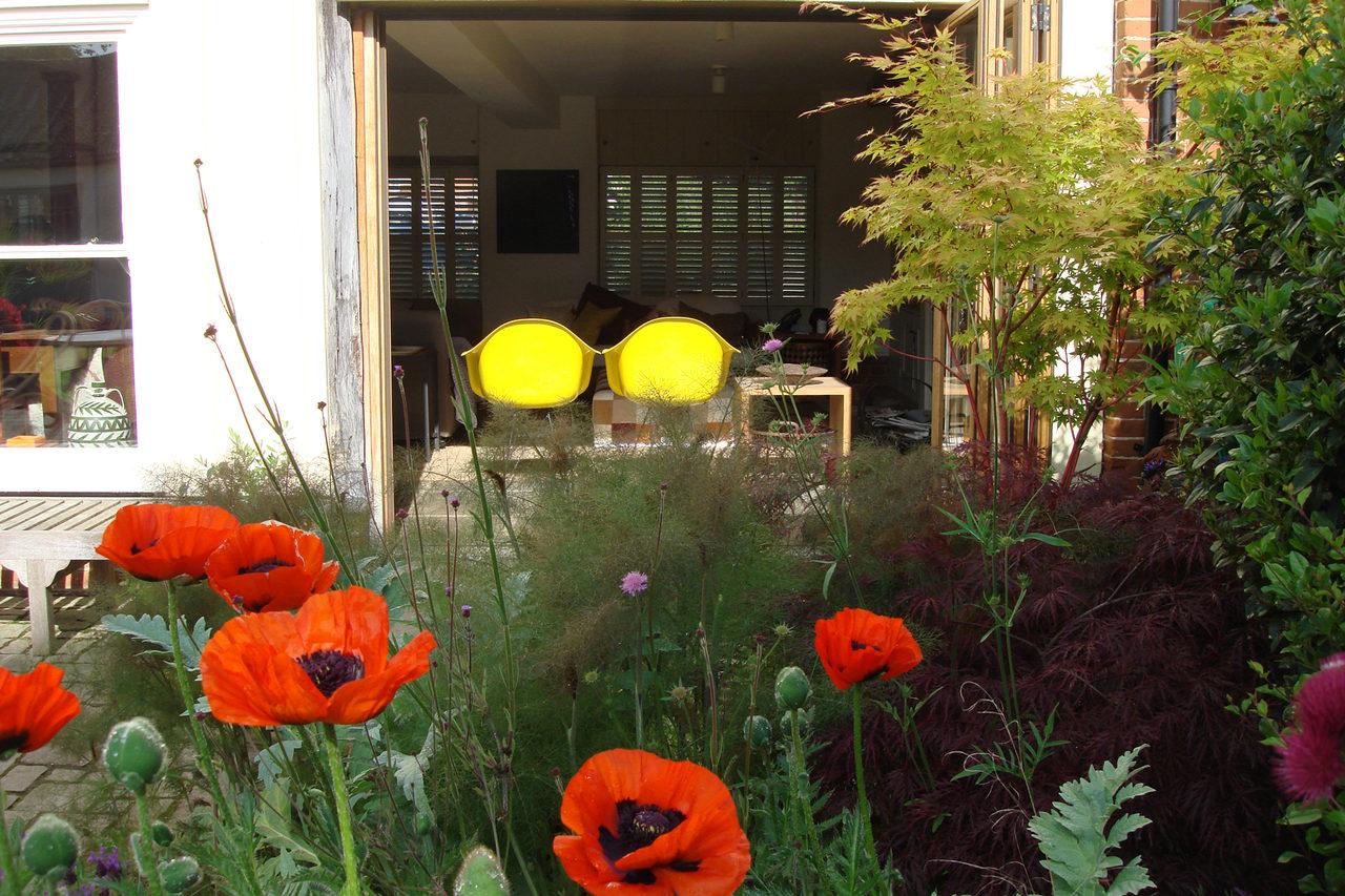 TinSmith's House Garden