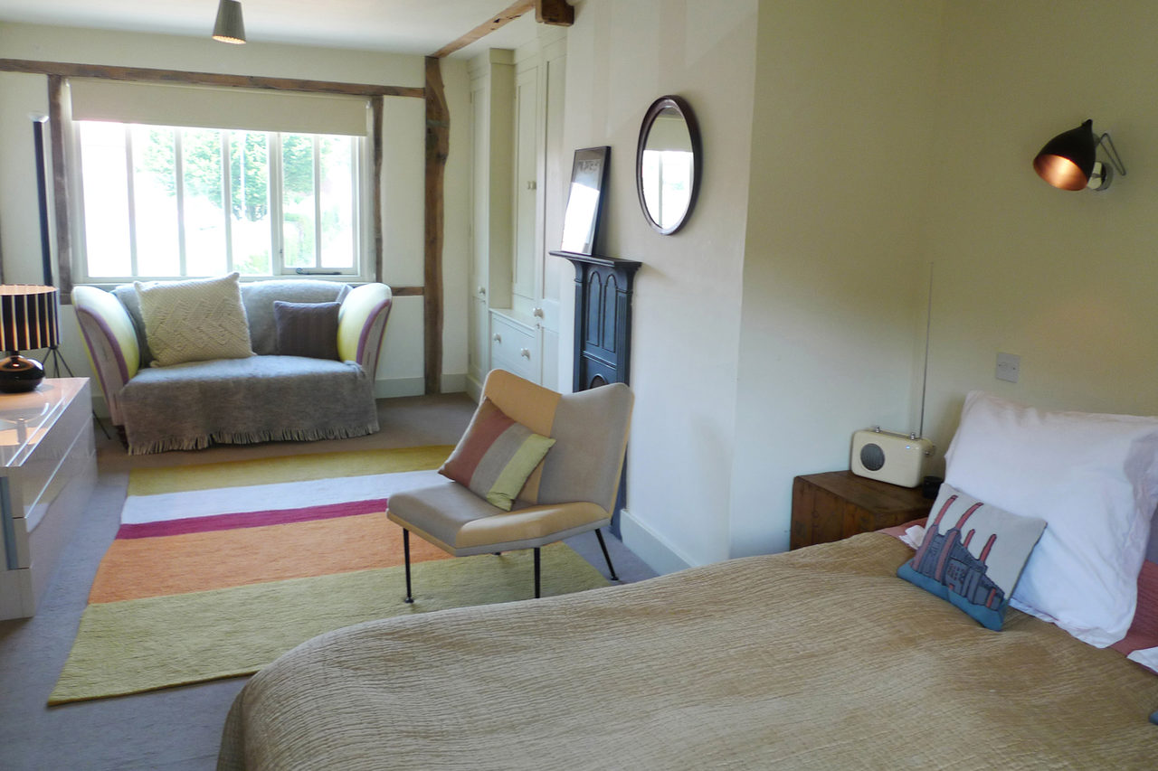 TinSmith's House Blofield Guest Room