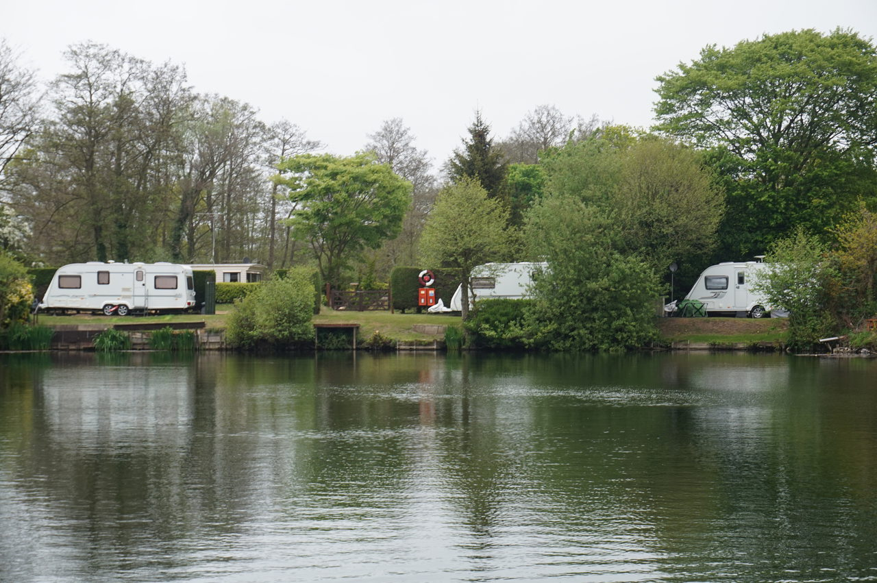 Lovely Lakeside Pitches