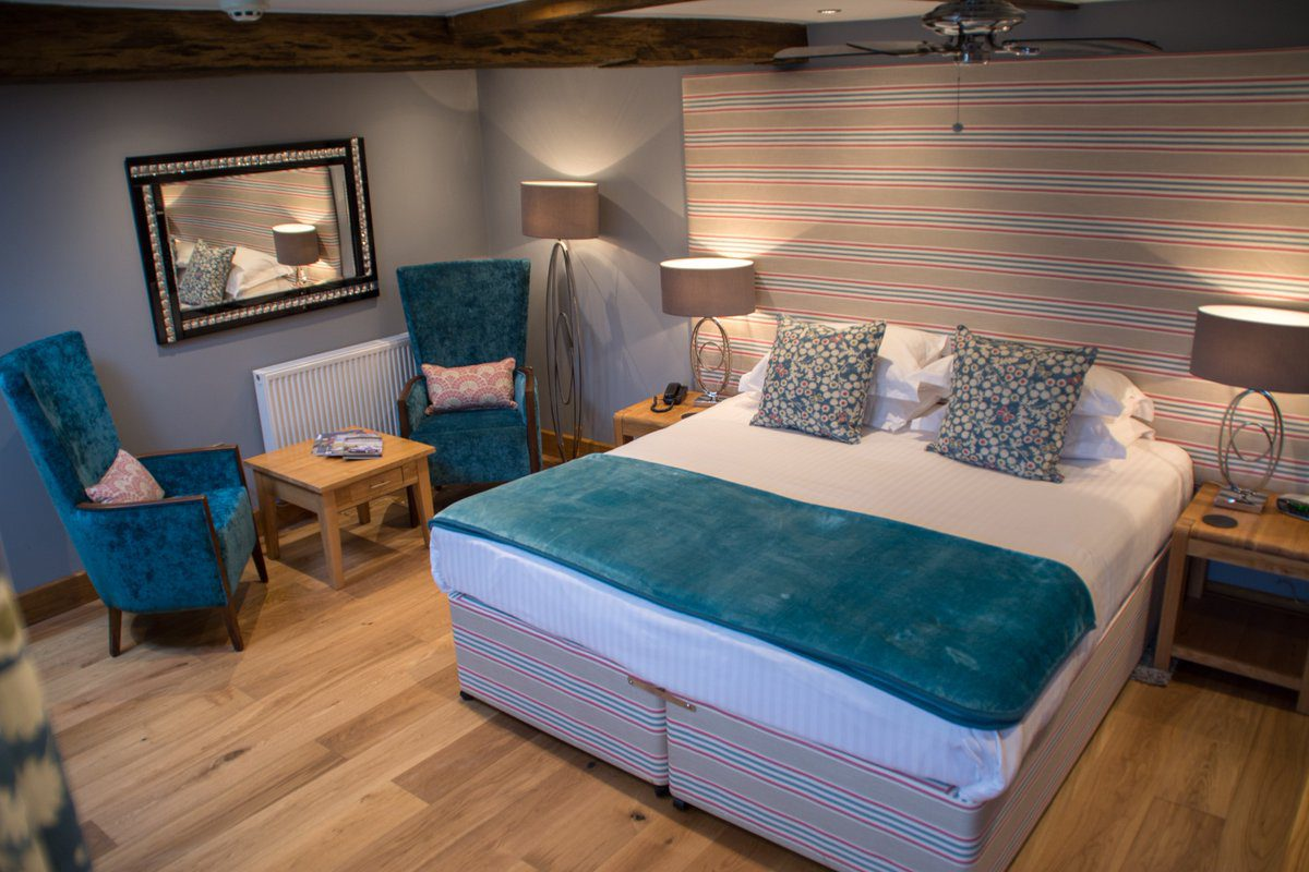Briarfields Hotel Bedroom