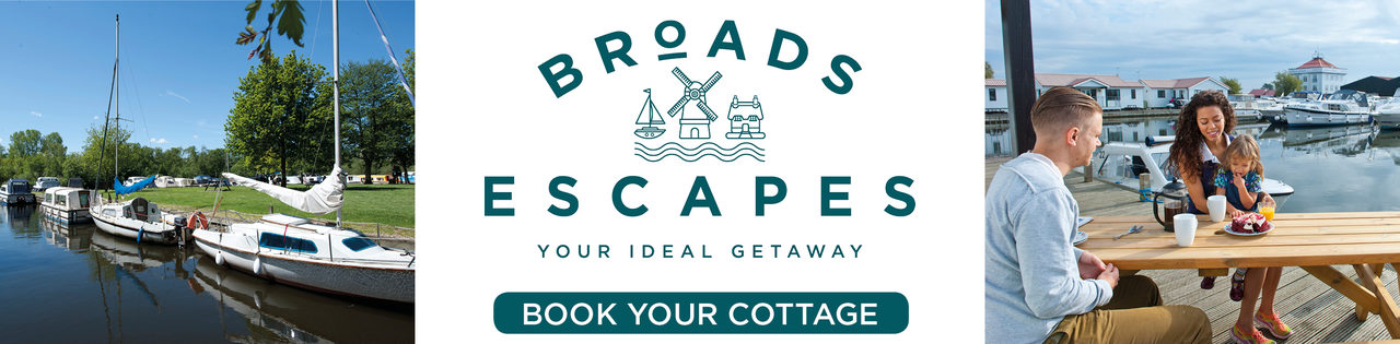 Broads Escapes Banner 1140 X 281