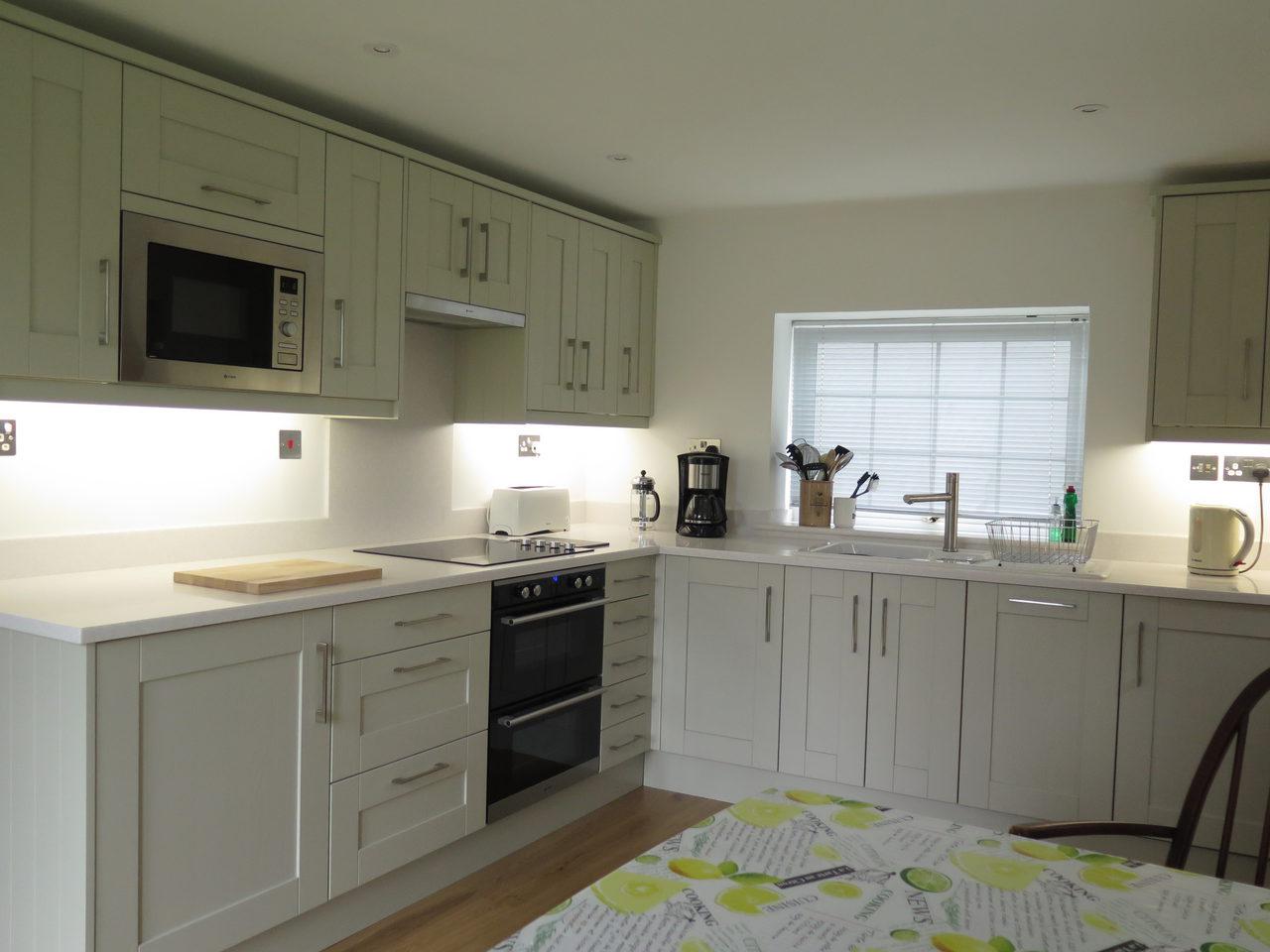 Zetland Cottage Kitchen
