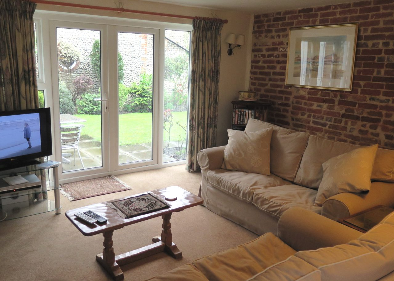 Zetland Cottage Living Area