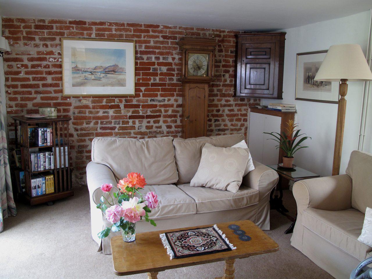 Zetland Cottage Living Room