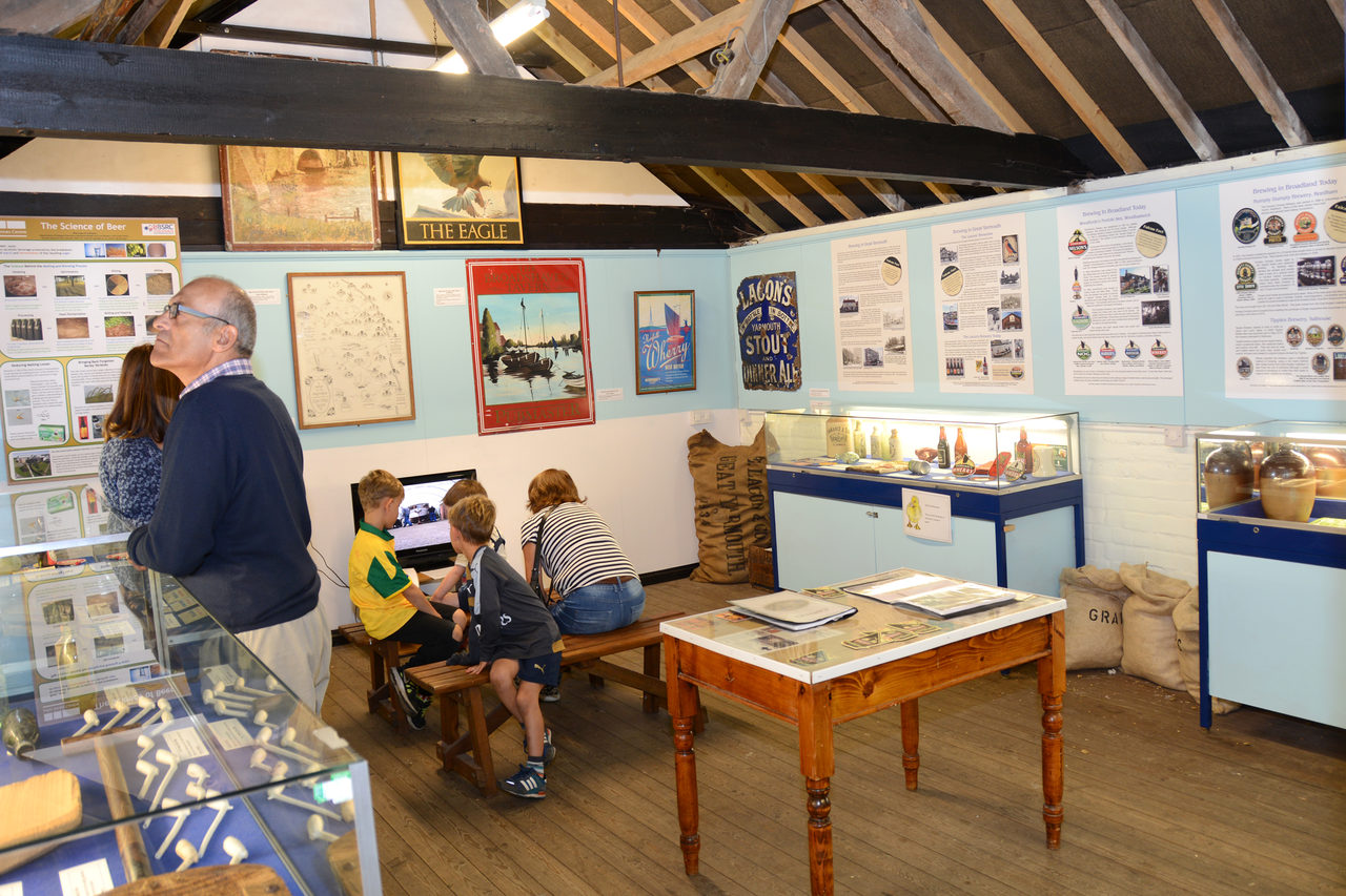 Dicovering The History Of The Broads