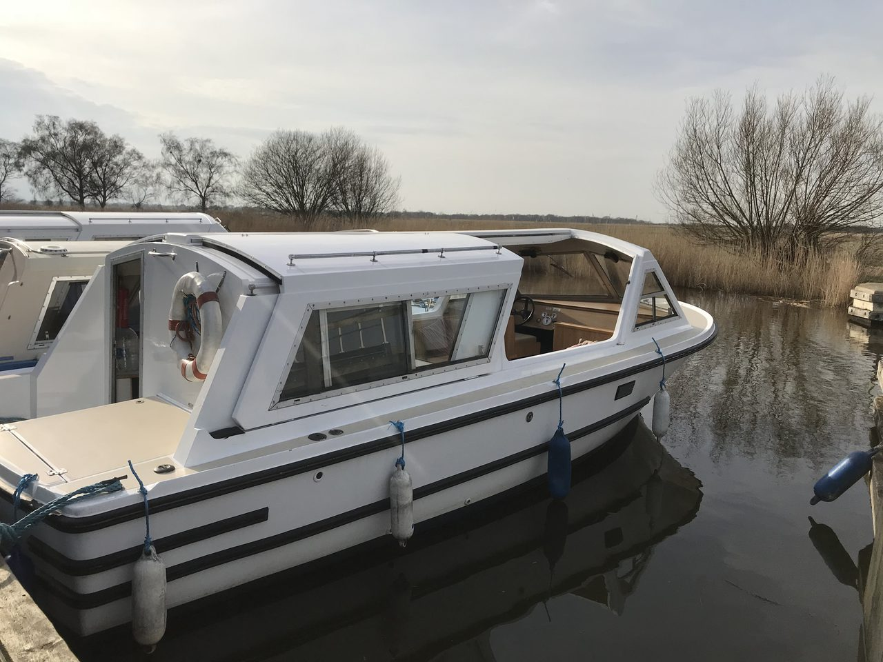 3 Martham Ferry Day Boat Hire