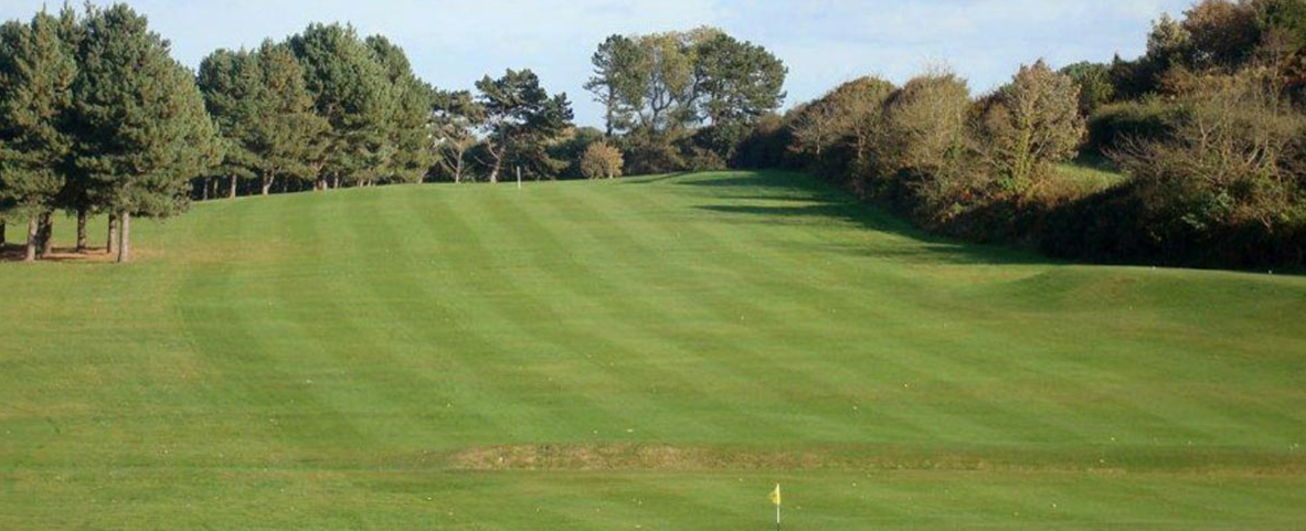 The Links Golf Course in Summer